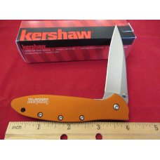 Kershaw Orange Leek Model 1660OR