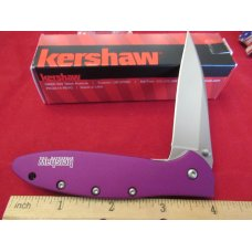 Kershaw Purple Leek Model 1660PUR
