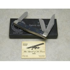 Schrade Walden Cut K74 USA Keen Kutter Limited Edition The Spirit of St Louis Stockman Knife in Box