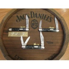 Case XX 1984 Jack Daniels Whittler Set