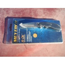 Meyerco Jeff Hall Design Assisted Open Folding Knife A-OK brand new  NOSNIB