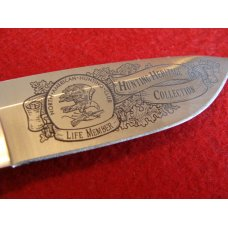 Schrade + USA LTD  Hunting Heritage Collection Fixed Blade