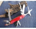 """Swiss Army"" style multi tool pocket knife.  Made  in  Japan!!!"