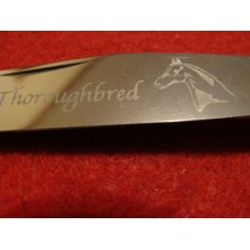 Hen & Rooster Kentucky Thoroughbred Trapper Bertram Cutlery