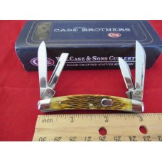 Case XX Case Bros Mini Congress Pattern  6468 SS