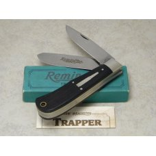 Remington UMC USA 1989 Wood R1128 Bullet Trapper Knife in Box