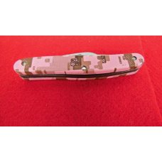 CASE XX LT 347 USA PINK CAMO STOCKMAN 2014 FOUND LOOSE IN DRAWER UNUSED
