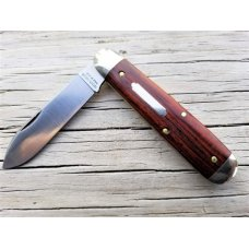 GREAT EASTERN CUTLERY TIDIOUTE #78 AMERICAN JACK KNIFE COCOBOLO WOOD GEC NIT