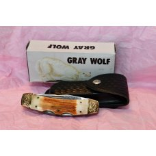 Parker-IMAI #236 Gray Wolf  (1980's)