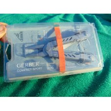 Gerber USA 400 Multi-Tool amp Knife NIB  NOS New in the Box Made in the USA
