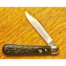 "GREAT / PRESTO-G. SCHRADE / 5"" HUNTER / BLACK"