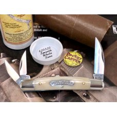 Great Eastern Cutlery GEC 62 Tidioute Smooth Bone Pocket Carver Knife w/Pin 620320