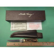 Schrade Staglong Uncle Henry Bird & Trout Model 164 UH