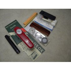 Victorinox Switzerland Champ Swiss Army Knife + SOS Kit & Pouch NIB