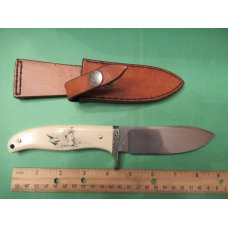 Custom Fixed Blade By Michael  Collins