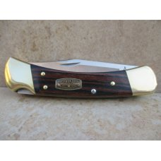 Buck 110  50th Anniversary Lockback with Leather Sheath
