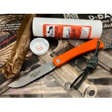 Great Eastern Fam & Field Bull Buster 215119 Orange Delrin NIT with Lanyard GEC