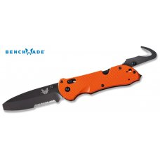 916SBK-ORG-Triage- Black Combo Blade, Orange Handle- Special Offer for 1st Responder-Email for code