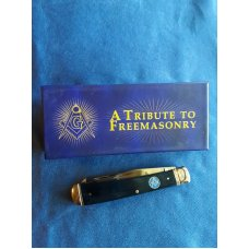 "Rough Rider Trapper "" A Tribute to Freemasonry ""  RR1766"