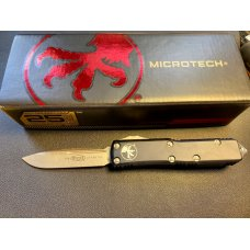Microtech UTX 85 S/E Drop Point OTF
