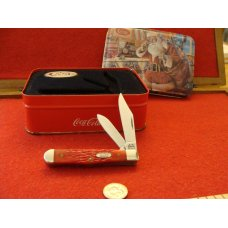 Case Small Coke Bottle CocaCola Christmas Edition 6225 12 2001