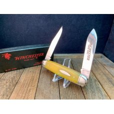 Winchester Black Box Queen Made Moose Smooth Yellow Bone