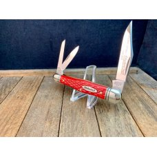 Robeson by Queen Red Jigged Bone Split Back Whittler