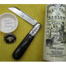 GEC Northfield Tidioute Sawyer Barlow Knife. Charlie Campagna SFO. ............................(706)