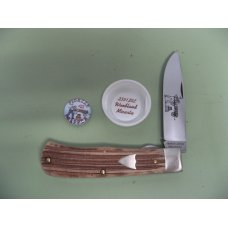 GREAT EASTERN  2020  23 PATTERN WOODLAND MICARTA LINERLOCK