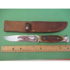Case  Stag Handle Fixed Blade Model # 5325-6