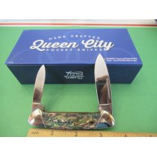 Queen City Abalone Canoe  Model QC001