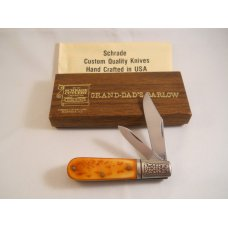 Schrade 206 Grand Dad's Barlow USA Mint