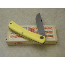 Case XX USA 2018 3137 CV Yellow Sodbuster Knife NIB