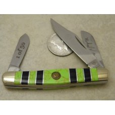 Hen and Rooster Bertram Cutlery Solingen Germany 313 HPC Stockman Knife