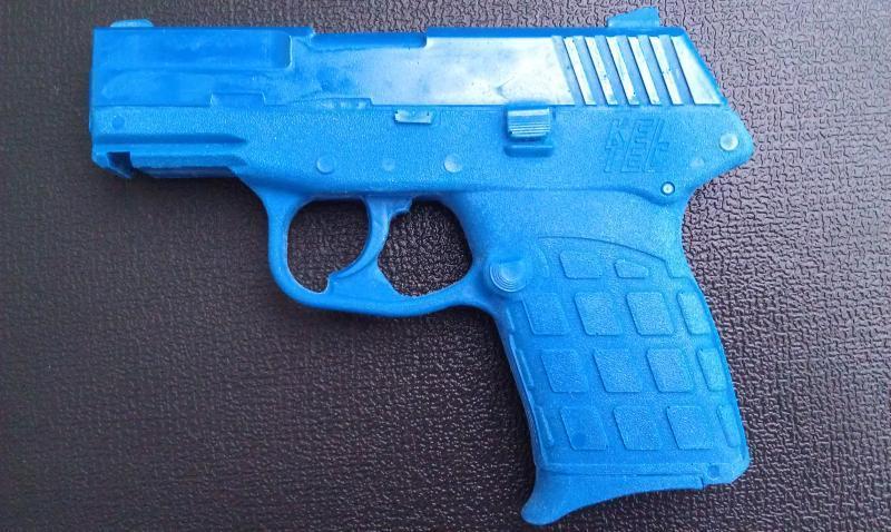 BLUE GUN - FSKTPF9 KEL TEC PF9