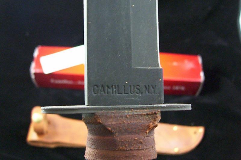 CAMILLUS USMC 5685B Marine fighting Knife NEW USA