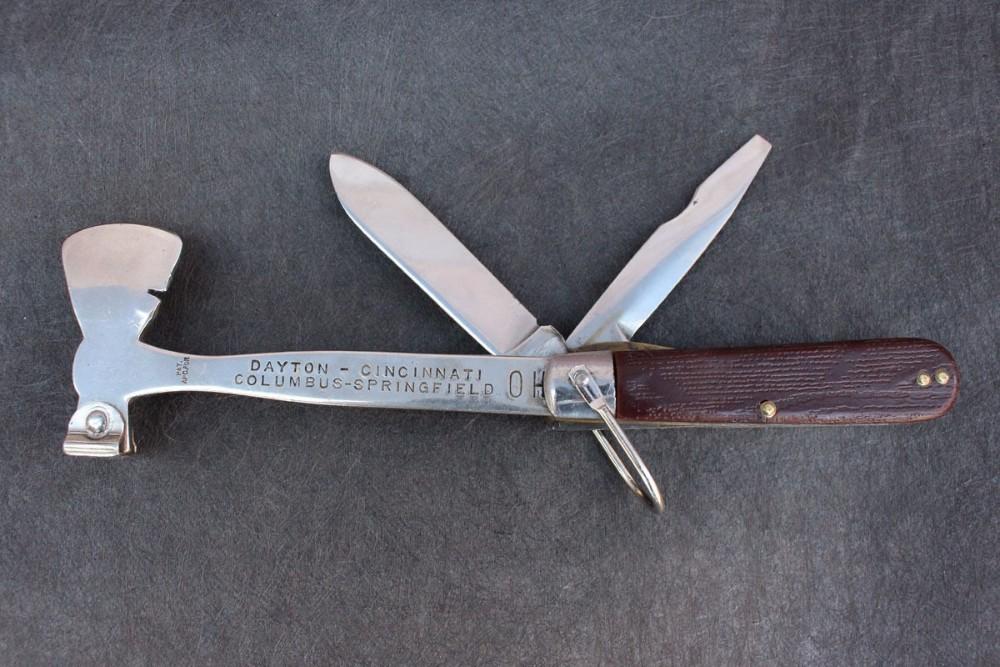 Folding Crate Opener Klein Tl 29 Electrician Knife Super