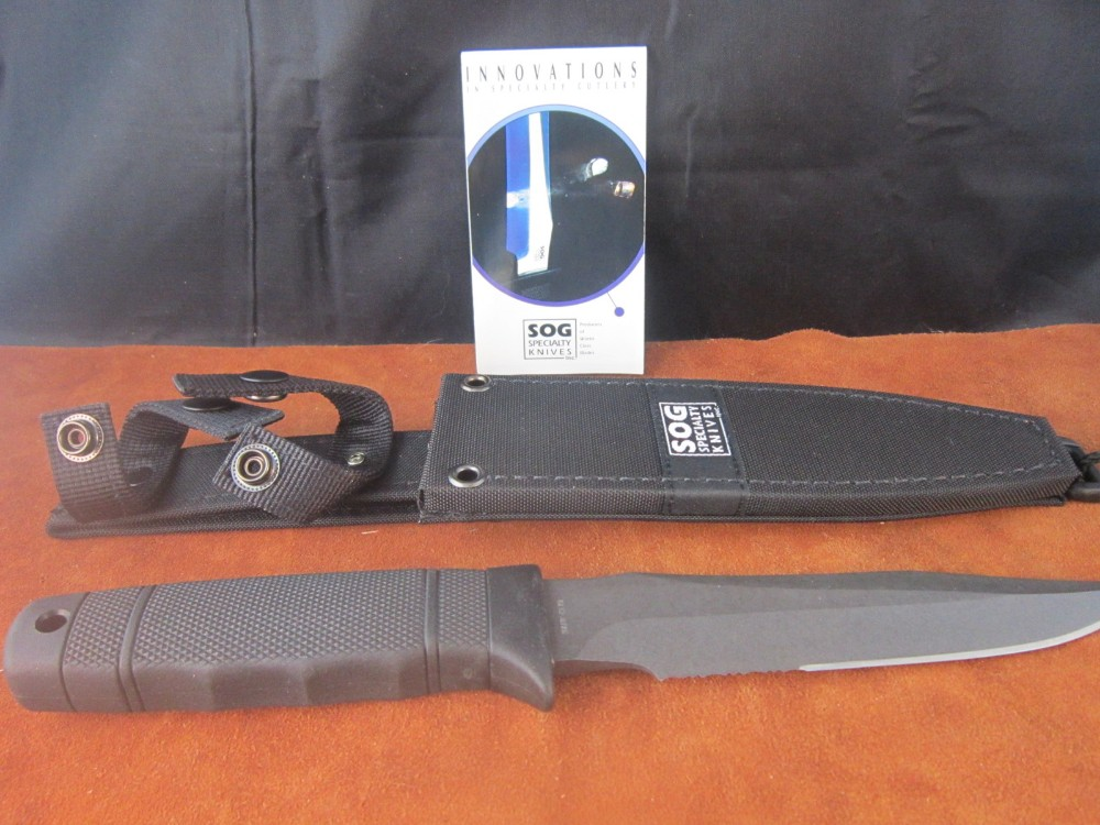 SOLD SOG Seal Team 2000