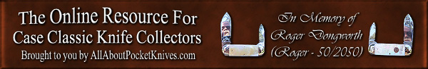 Roger's Case Classic Knife Resource Center