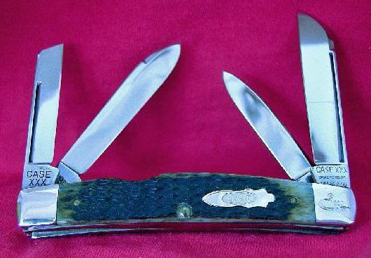 Queen Congress Knife Classic 488 Congress Knife