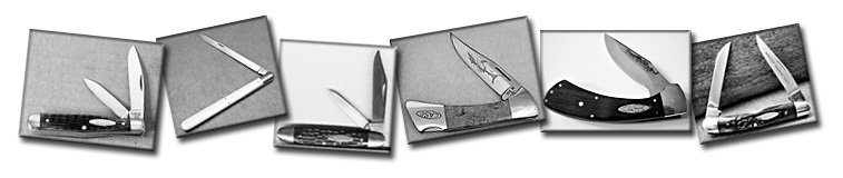 Case Knife Pattern Assortment