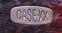 Case Mid-Late 1990s Pocket Knife Shield
