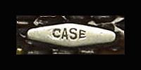 Case XX flat diamond shield pre 1940