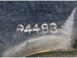 Remington Knife Pattern Number Stamp