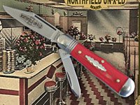 061213 GEC Pemberton Small Coke Bottle Knife