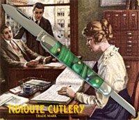 GEC Esquire Sleeveboard Pen Knife