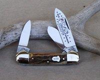 Bulldog Brand BKC 161-D Canoe Knife