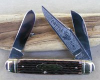 Bulldog Cattle King Stockman Knife