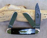 Bulldog Brand Prototype Cattle Knife Knife