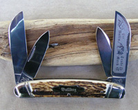 Bulldog Brand Large Congress Knife